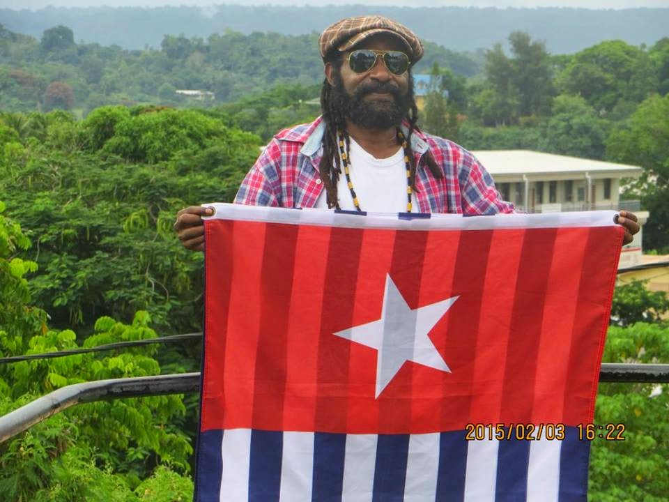 National Parlement of West Papua NPWP Greeting to the People of West Papua, 01 January 2016