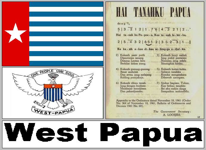 Proclamation of the Republic of West Papua
