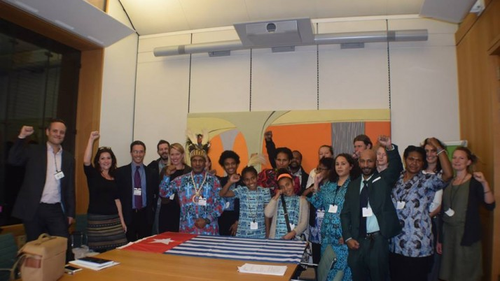 New All Party Parliamentarian Group (APPG) on West Papua launched in the British Parliament