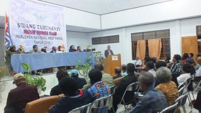 Press Release on Militia Force In West Papua