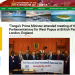 Government of the Kingdom of Tonga support West Papua