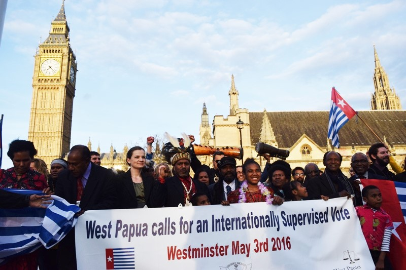 3rd of May 2016 After the Westminster Declaration in Parliament House of Lord -Uk