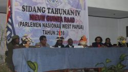 Secretariat of the National Parliament of West Papua – Assembly and proceedings division
